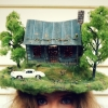 Evil Dead 2 Cabin Hat